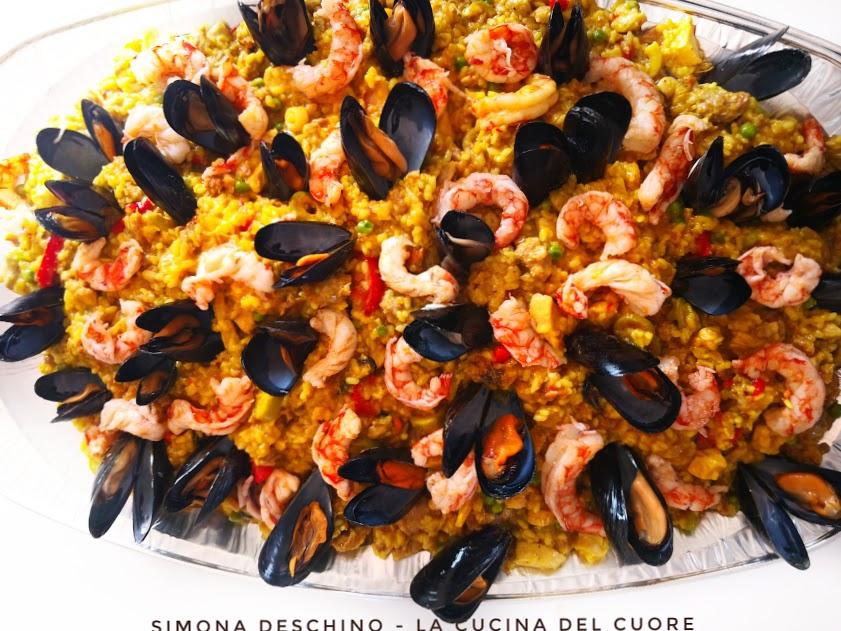 Paella Valenciana come farla