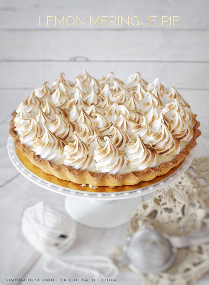 Ricetta della Lemon Meringue Pie