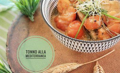 Tonno alla Mediterranea ingredienti