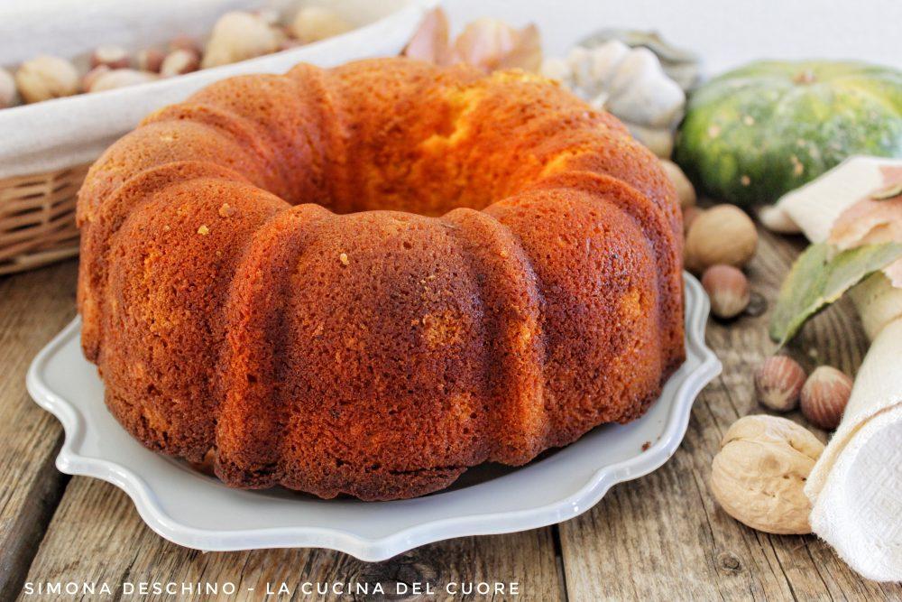 come preparare una fantastica torta con zucca