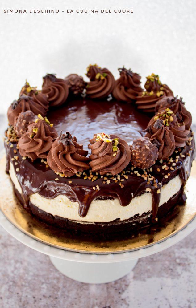 ricetta della mud cake
