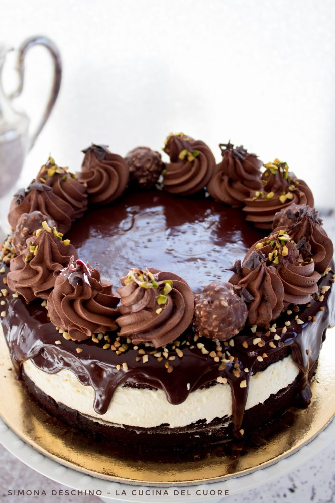 mud cake gusto tiramisù