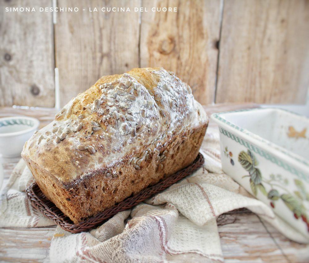 semi sul pane ai 7 cereali