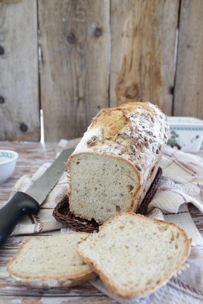 ricetta del pane 7 cereali