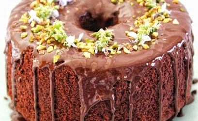apoteosi di chiffon cake al cioccolato