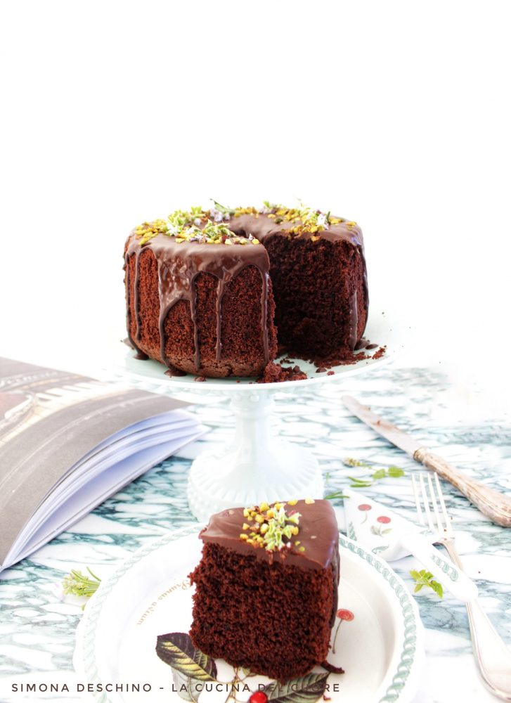 chiggon cake al cioccolato senza glutine