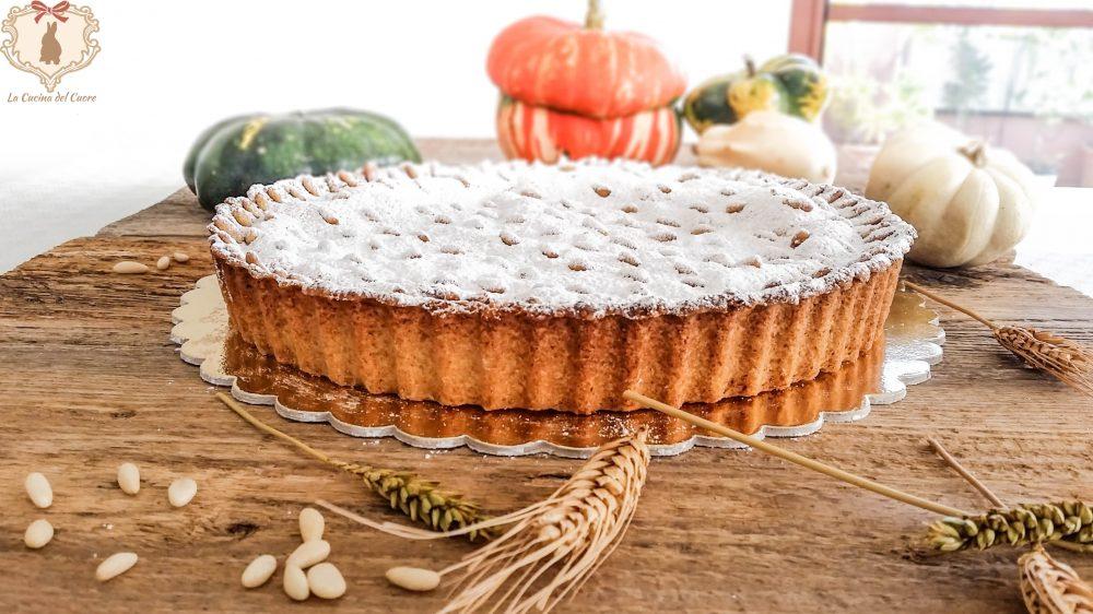 Ricetta della torta della nonna