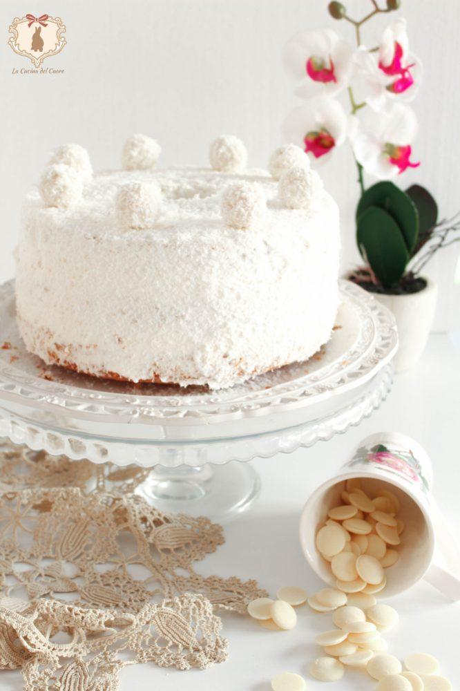 chiffon cake ricetta
