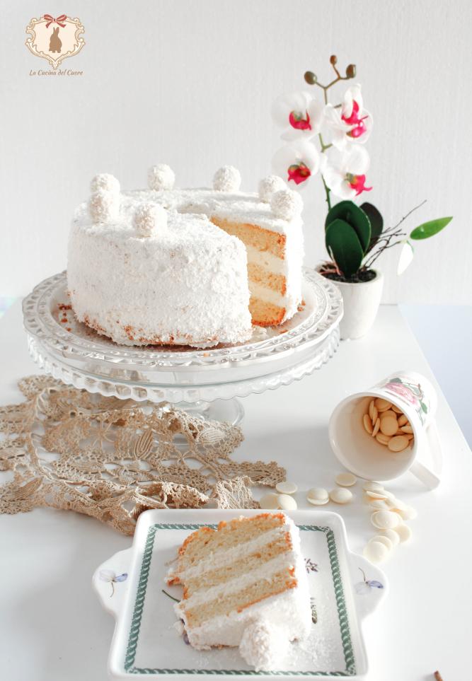 chiffon cake golosissima