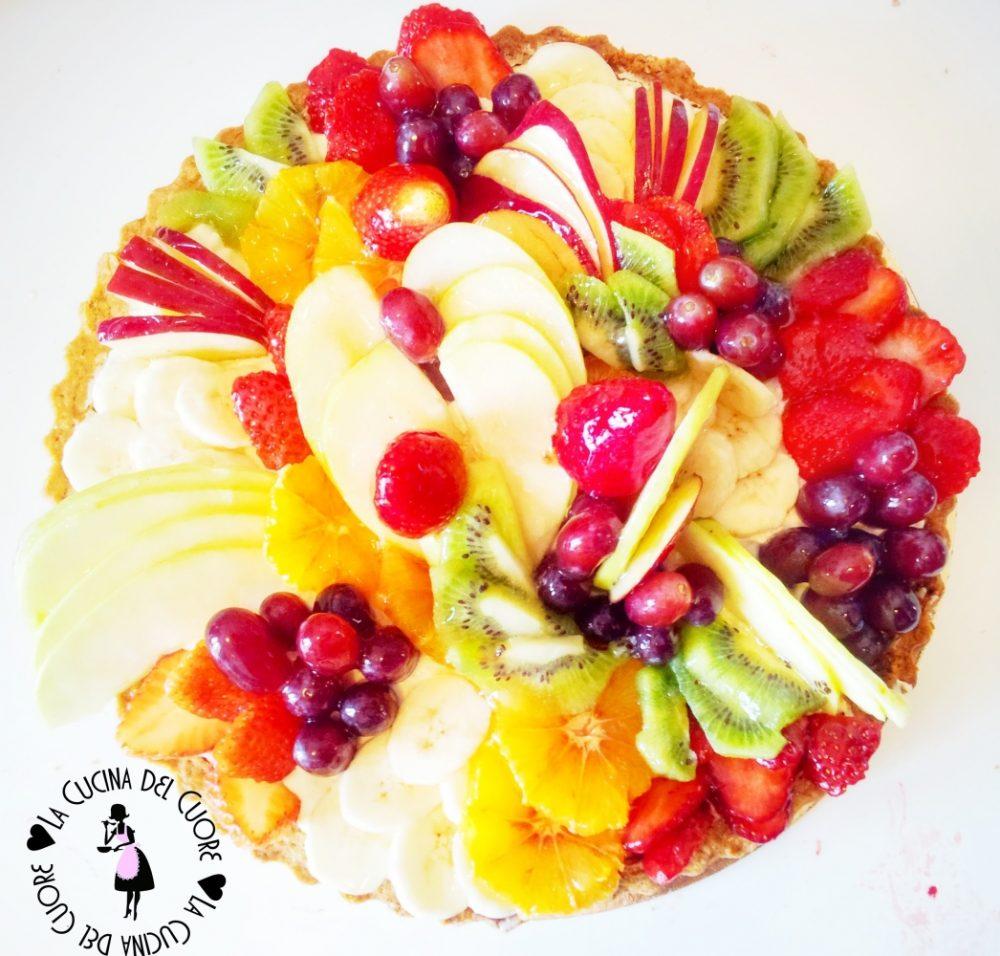 crostata di frutta come farla