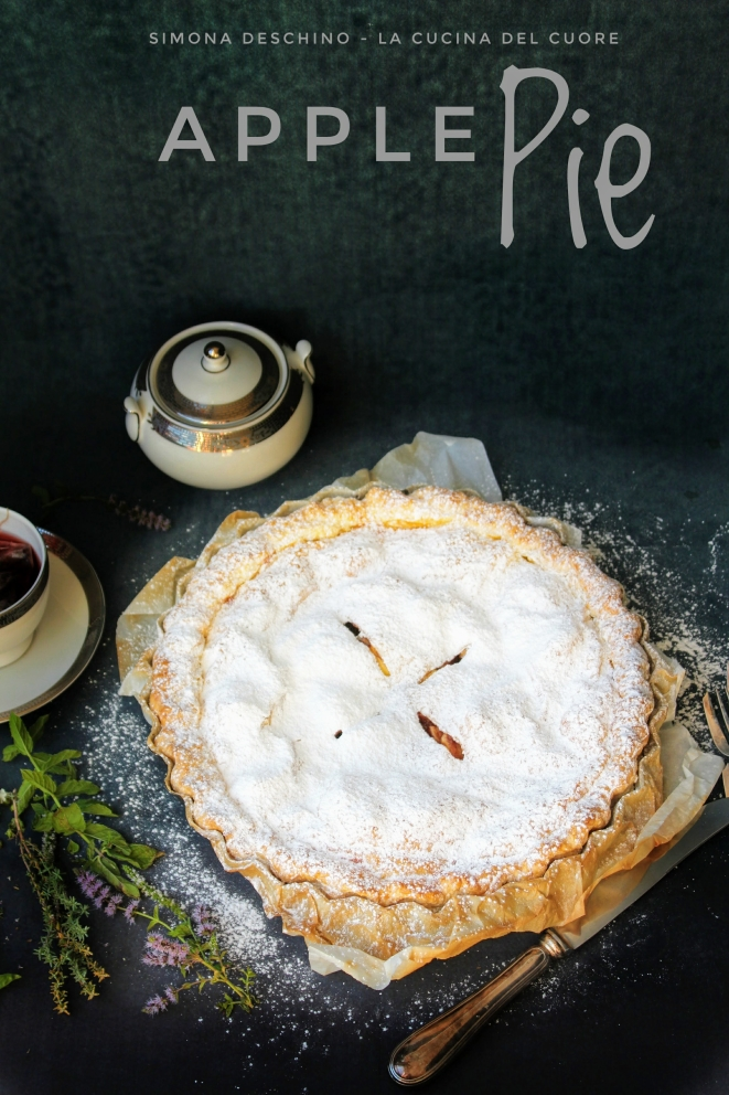 ricetta apple pie