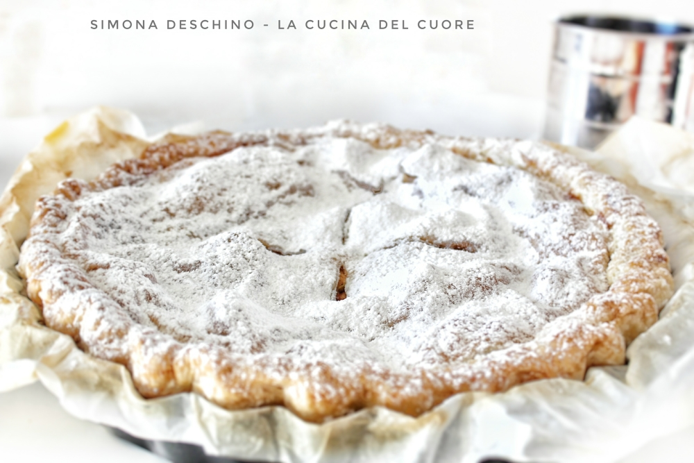 apple pie buonissima