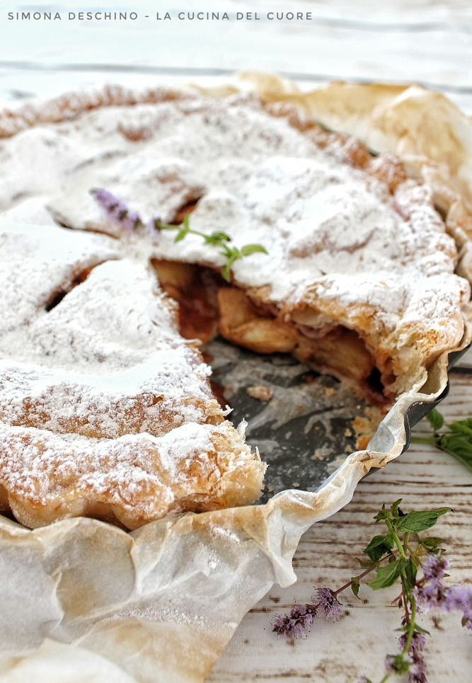apple pie ricetta originale