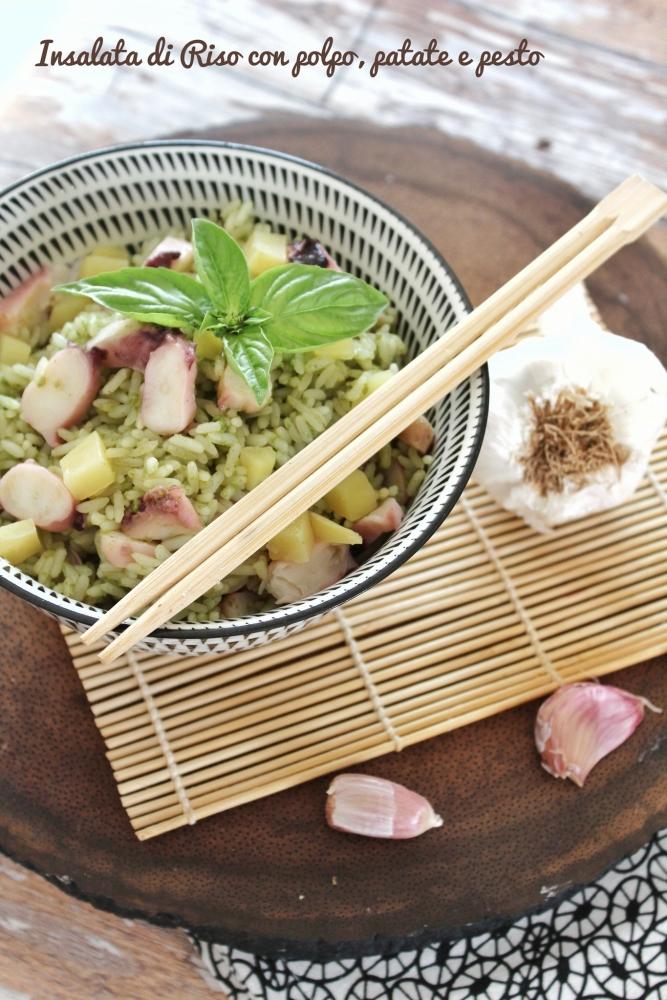una diversa insalata di riso