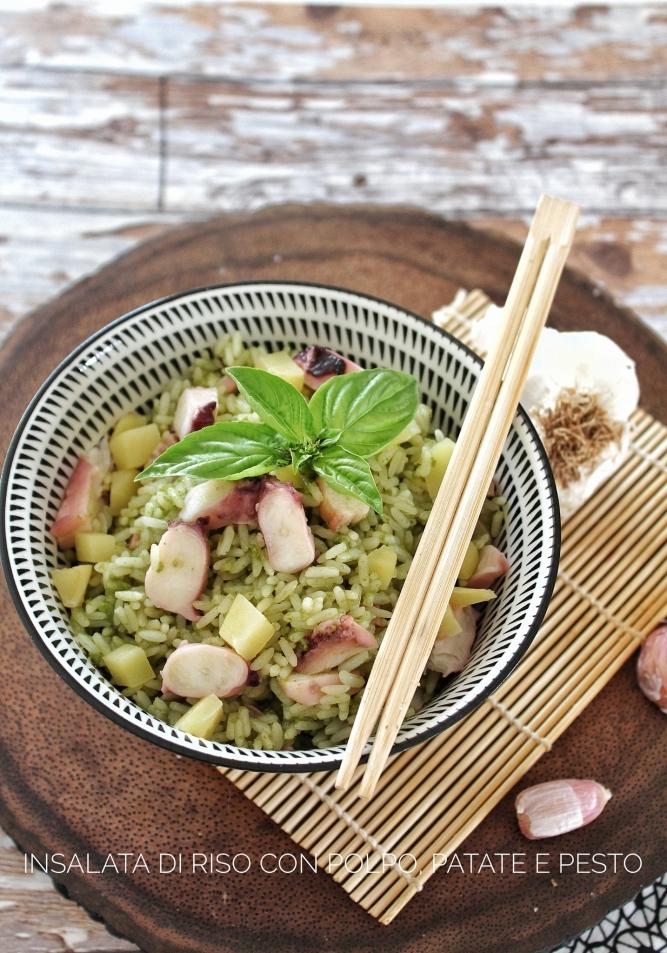 insalata di riso diversa