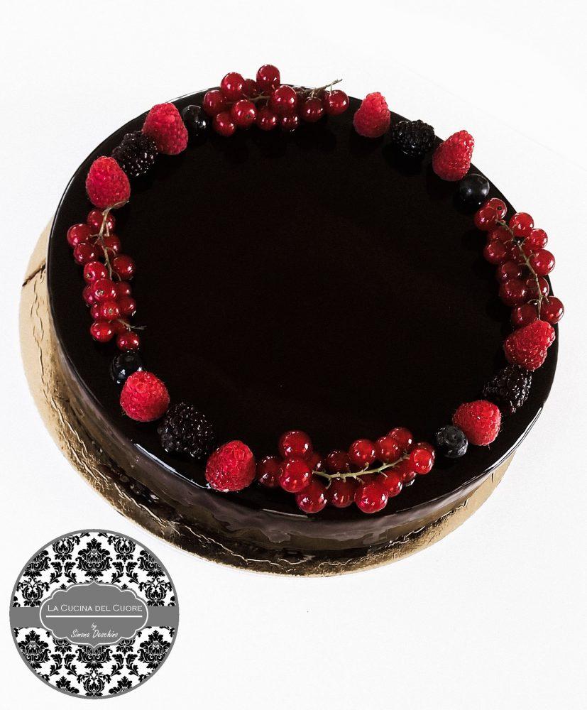 ricetta della torta al cioccolato più buona che ci sia