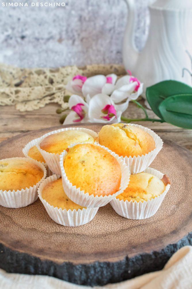 muffin mirtilli procedimento