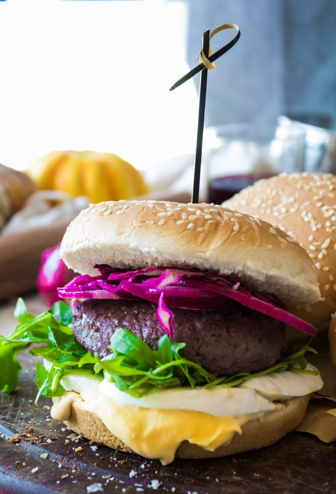 Burger buns ricetta