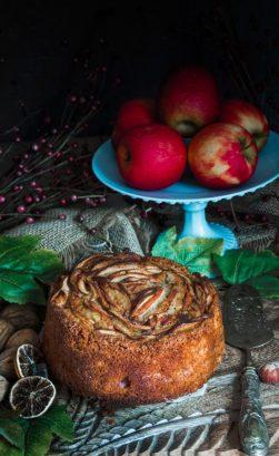 Cremosità della torta di mele
