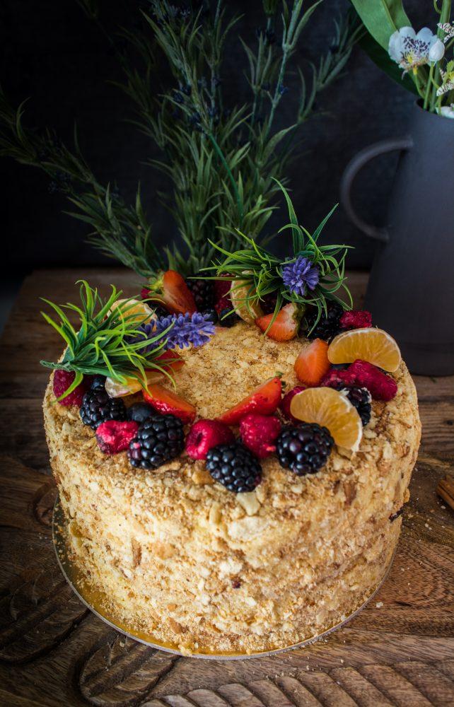 Ricetta della Napoleon Cake