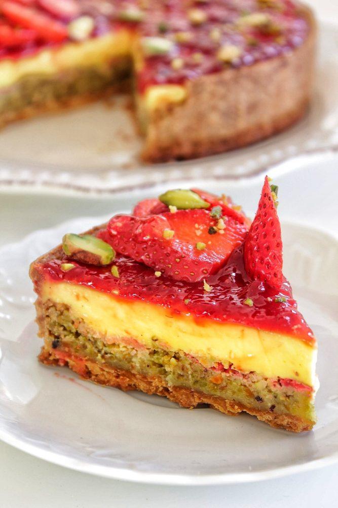 Torta Framboise
